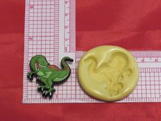Dinosaur T Rex Silicone Mold Food Safe Fondant Chocolate Resin Clay Cake Pop A44 Soap Party by LobsterTailMolds on Etsy
