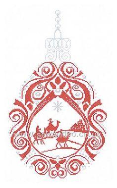 Three Kings Ornament - Alessandra Adelaide$$$