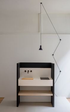 The Compact Kitchens Sanwacompany in the Heart of Milan