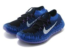 2018 Where To Buy Men Nike Free 3.0 Royal Blue Court Purple Silver