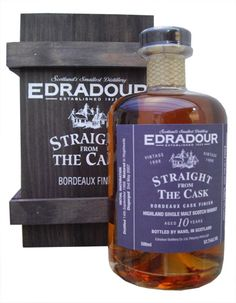 Edradour Bordeaux Finish [Single Malt Scotch Whisky]