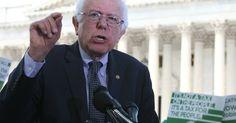 Sanders Bill Signals Growth of Broad Robin Hood Tax Movement | Common Dreams | Breaking News & Views for the Progressive Community