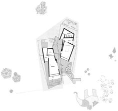 Olifantsvlei Preschool, South Africa - plan