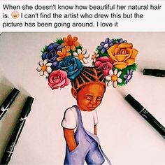 Absolutely adore this pic! Love my natural hair