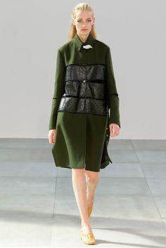 Céline Spring 2015 Ready-to-Wear Fashion Show - Anna Roos van Wijngaarden (Women)–