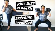 Plus Size 21 Day Fix Extreme http://www.coachtulin.com I share my raw journey to fit as a plus size woman doing 21 Day Fix Extreme who has battled PCOS Insulin Reistance and hypothyroi...