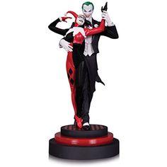 DC Collectibles Batman: Harley Quinn: The Joker  #GrownUpToys