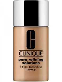 11. Clinique Pore Refining Solutions - 13 Best Foundations for Oily Skin ... → Makeup