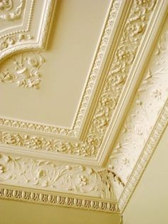 plaster moulding ceiling designs - Google Search