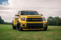 Modified Toyota Tundra