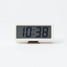 デジタル時計・小(アラーム機能付)