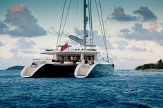 World's Largest Sailing Catamaran Photos   Yachting Magazine