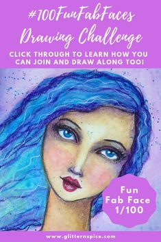 Mixed Media Faces, Mixed Media Art, Karen Campbell, Photo Balloons, 100 Fun, Art Journal Inspiration, Painting Inspiration, Architecture Tattoo, Art Tutorials