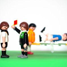 Fútbol de Legos