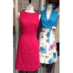 Look de la Semana: Para una semana llena de colores y flores. #Moda