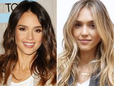 Jessica Alba Is Blonde—Again! #InStyle This blonde!