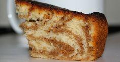 Zebra moka cake ~ ¡Qué rico!
