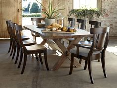 You'll love the craftsmanship that goes into every beautiful dining table made by Bassett Furniture. Shop this collection & so much more at Room to Room Furniture in Tupelo!
