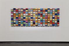 Automated Colour Field by Rebecca Baumann