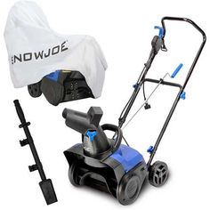 Snow Joe 15″ 11 AMP Electric Snow Blower Bundle Walmart HOT Deals Today has the lowest price deal for Snow Joe 15″ 11 AMP Electric Snow Blower Bundle $88. It usually retails for over $149, which makes this a Hot Deal and $50 cheaper than the retail price. Free Shipping  Includes ...