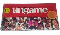 1984 Vintage the UNGAME Christian Edition Version Family Board Game Complete