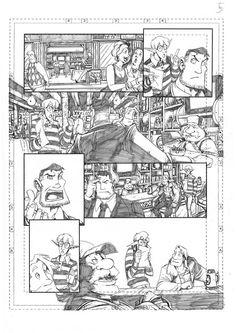 Marco Maccagni's Artworks: Archon#3 page05
