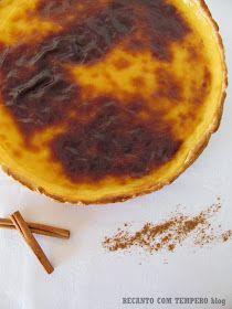 Tarte de nata com massa quebrada Portuguese Recipes, Portuguese Food, Cake Cookies, Sweet Recipes, Delish, Recipies, Deserts, Food And Drink, Dishes