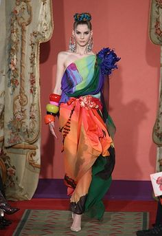 Christian Lacroix Spring Couture