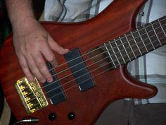 Ibanez K5, my Bass since some years now.