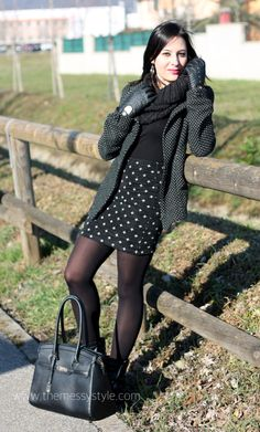 Total black www.themessystyle.com