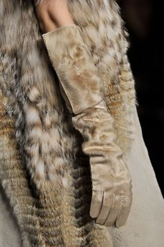 J. Mendel Winterfell Furs