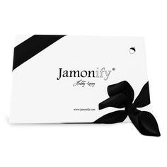 New PATA NEGRA BOX New black ribbon box. Just for you and you beloveds  http://www.jamonify.com/en/home/8-pata-negra-box.html#/colour-black