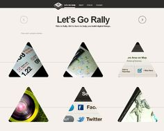 Rally Interactive - HTML5
