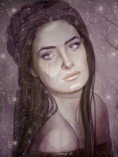 Morwen by kimberly80.deviantart.com on @deviantART #Silmarillion #Eledhwen