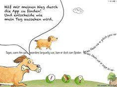 Die verflixte-zwickte-zweigte Geschichte vom kleinen dicken Hund App Kinderbuch iPad (8)