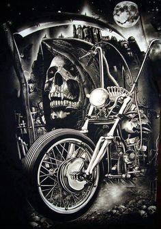 Motorcycles With Skulls And Flames Skull Flames Tank Motorcycle - Stickers for motorcycles harley davidsonsbest harley davidson images on pinterest