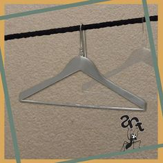 Sterling silver handmade earrings 'Clothes hanger' by AntJewellery, https://www.etsy.com/listing/151612704/sterling-silver-handmade-earrings?ref=shop_home_active_15