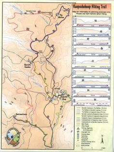Kaapsehoop hiking trail - Google Search