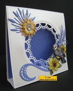 mariannedesign #craftables Passe-partout Round CR1239