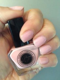 If we wear enough pink nail polish, spring will come, right? #fingerscrossed