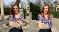 For The Lonely & Desperate: Fake Arm Selfie Stick | TractHer TrailHer
