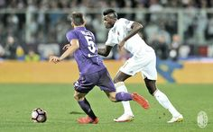 #FiorentinaMilan 11. Niang