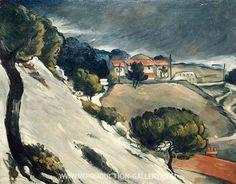 Paul Cézanne, Vanitas Paintings, Famous Art Paintings, Oil Paintings, Paul Cezanne Paintings, Snow Art, Impressionist Artists, Aix En Provence, Post Impressionism