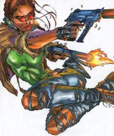 26 de fevereiro, 2002 Desenho no tamanho A3. Pintura feita com lápis de cor comum e canetas hidrocores, contorno todo feito com caneta esferográfica preta.