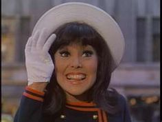 The TV show 'That Girl' changed the way I dressed.  I loved watching it.  Marlo Thomas was so funny.