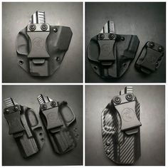 @donkenni3on @shaunton1 @Derek_sharp your rigs are done!  #noholsternohome #customholster #KYDEX #kydexholster #holster #KYDEXforger #thermoforger #alexandryandesign #guns #edc #ccw #everdaycarry #customkydex #kydexmagazinecarrier #KYDEXmag #dtom #rmr #machining #cnc #rifle  For available models options pricing: visit alexandryandesign.com