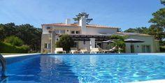 Casa de Campo, Aluguer de Férias em Aroeira Reserve e Alugue - 5 Quarto(s), 4.0 Casa(s) de Banho, Para 12 Pessoas - Vivenda de férias em aroeira, Costa de Lisboa