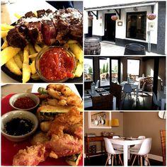 Hoy os hablamos de un restaurante en Ribadeo, La botellería. #restaurantes #lugo #ribadeo #recomendacionesgaliacus