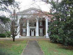 Antebellum Home in Huntsville, Alabama