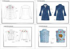 Pacotes EXCLUSIVOS de desenhos para sua coleção! Acesse:  http://twofashion.com.br/desenvolvimento/